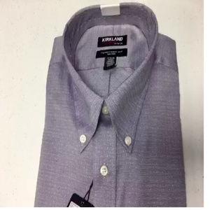 Kirkland Signature Men's Traditional Fit Shirt